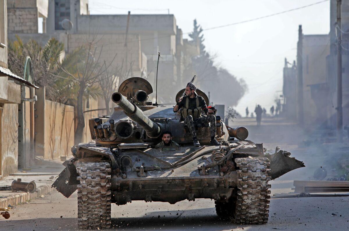 Erdogan Is Holding a Gun to His Own Head in Syria