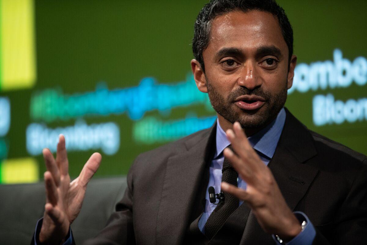 Palihapitiya's Three New Blank-Check Firms Raise $2.1 Billion in IPOs