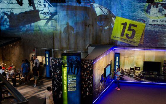 Struggling Law EnforcementMuseum Defaults on Its Bonds