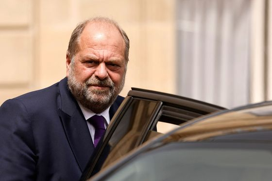 French Justice Minister Charged Over Conflicts Stays in Job