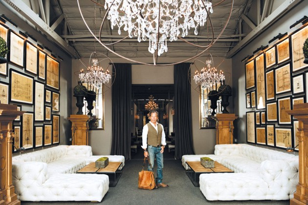 Restoration Hardware Ceo Gary Friedman S Luxury Retail