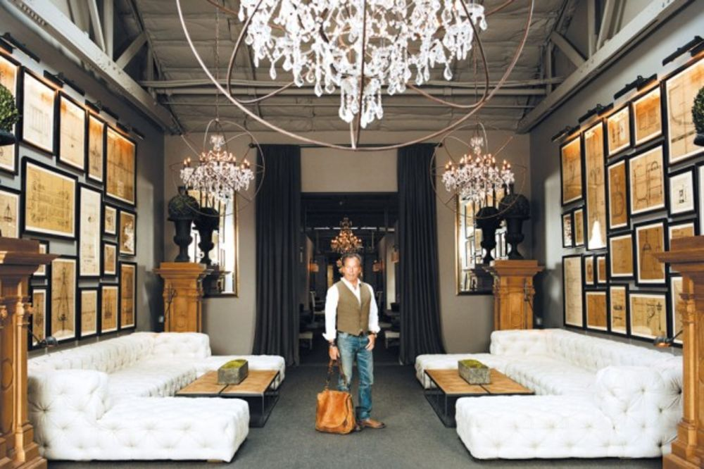 Restoration Hardware CEO Gary Friedman\'s Luxury Retail ...
