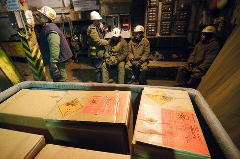 Uranium Deals Prove Most Lucrative on Nuclear Demand