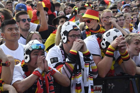 Germany Has More To Worry About Than Going Out of The World Cup