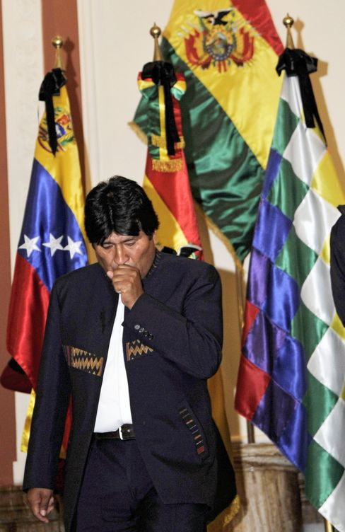 Latin American Leaders Mourn Chavez as Obama Cites New Chapter