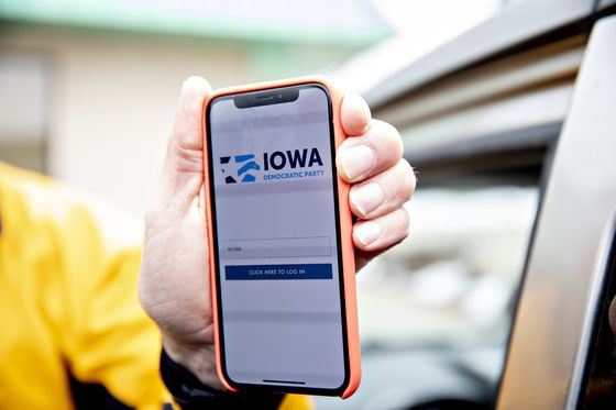 'We Feel Really Terrible,' Says CEO Whose App Roiled Iowa Caucus
