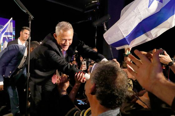 The Man Who Could Topple Netanyahu