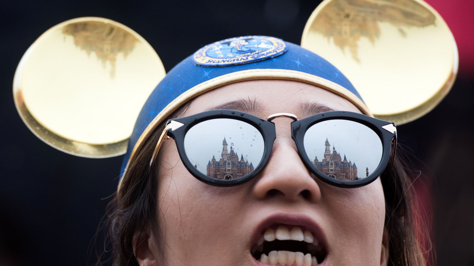 84115932bd Just How Chinese is Shanghai s Disneyland  - Bloomberg
