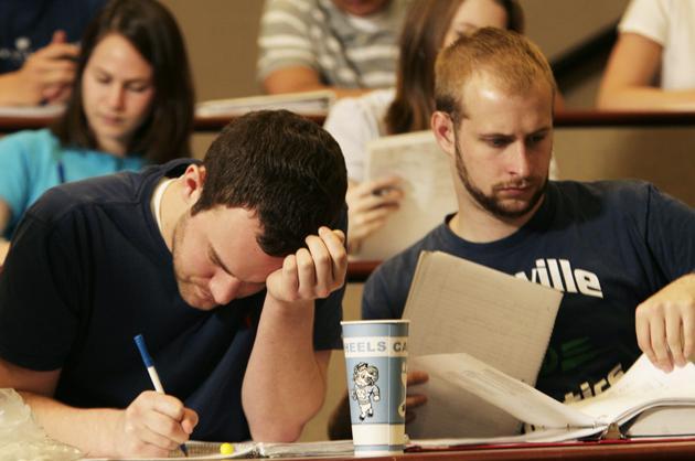 31. University of North Carolina, Chapel Hill