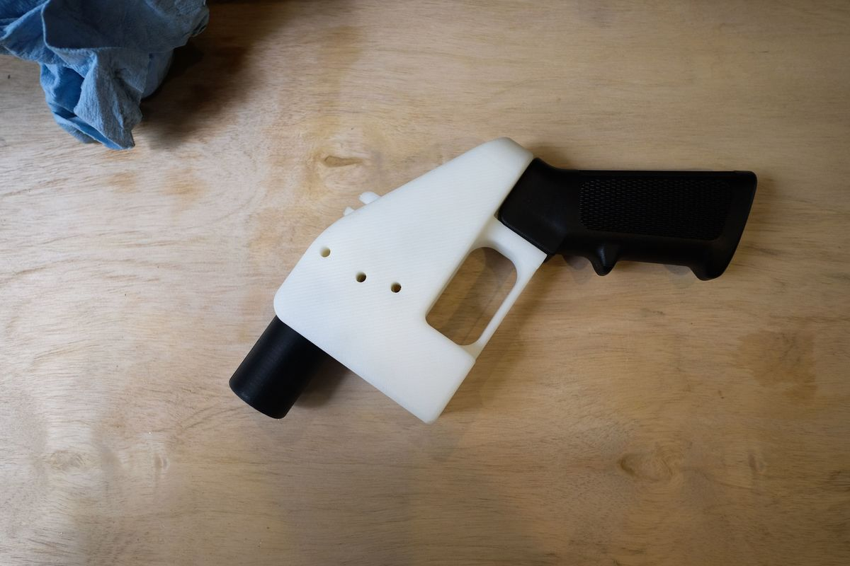 Trump Administration Sued by States Over 3D-Printed Gun Rules
