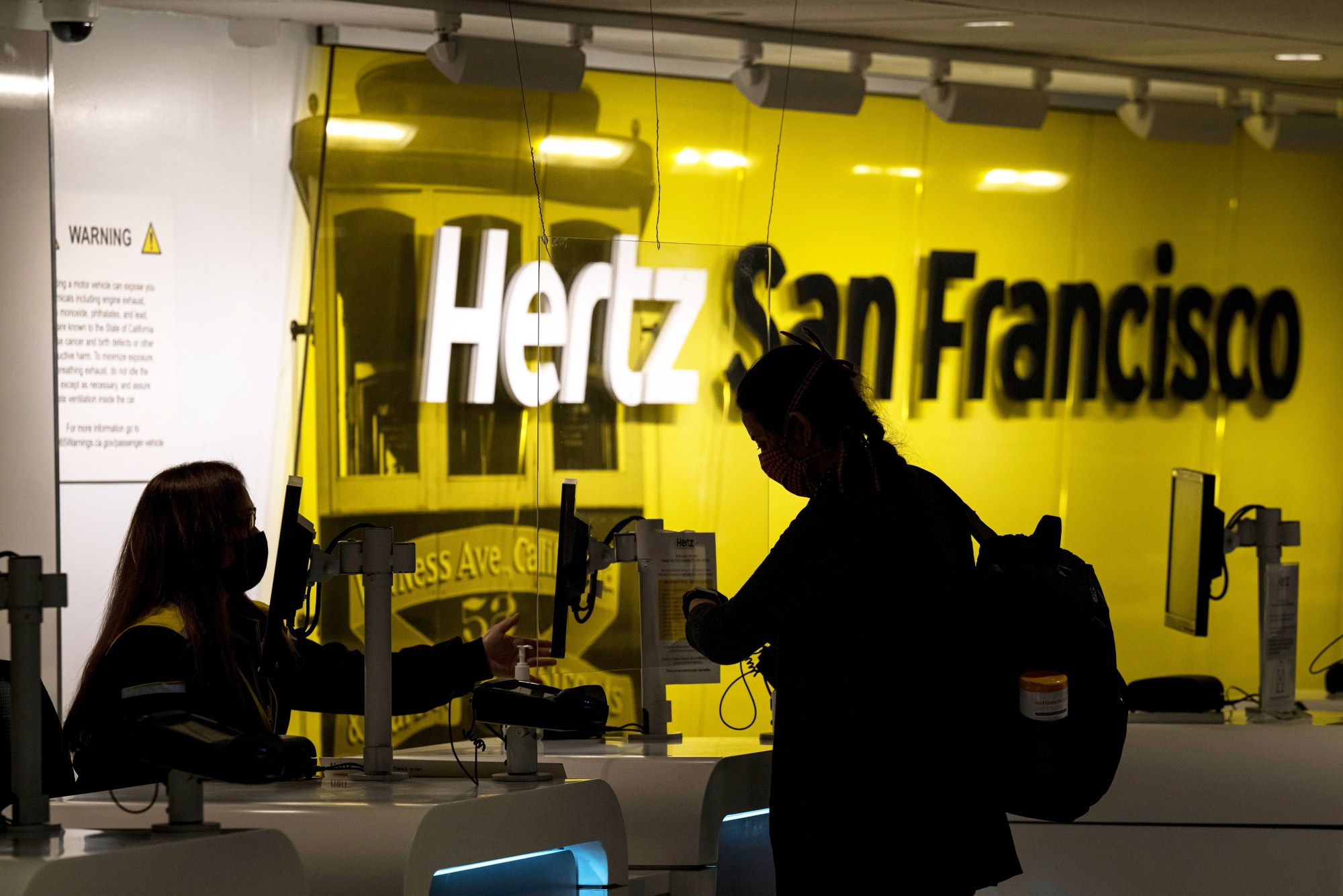 Hertz Runs Into Cash Crunch After Years Of Management Tumult