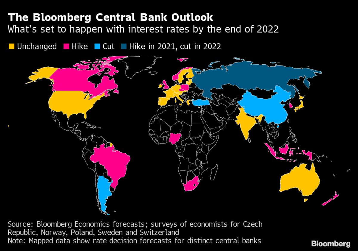 Central Bankers Are Spooked by Signs That Inflation Is Lingering for Longer thumbnail