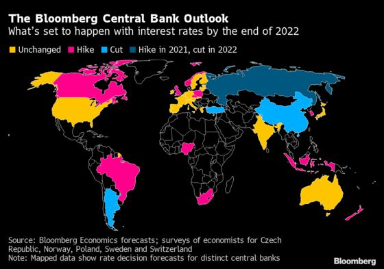 Central Bankers Are Spooked by Signs That Inflation Is Lingering for Longer