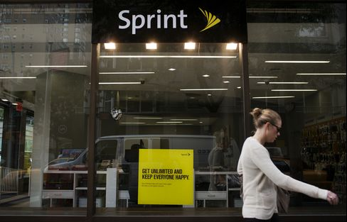 Bankers May Earn Up to $200 Million From Softbank's Sprint Deal