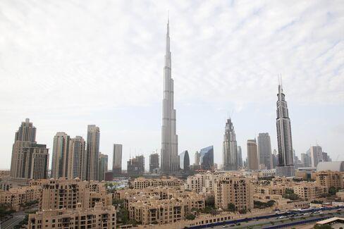 The Fire Damaged Address Downtown Dubai