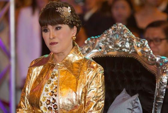 Thailand's Movie Star Princess Is Running for Prime Minister