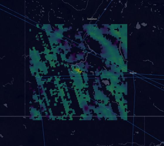 Canada Methane Plume Coincided With Work on Gas System