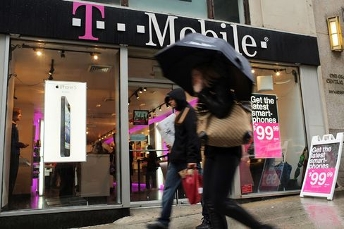 A Short Tale of Marketing Genius, Courtesy of T-Mobile