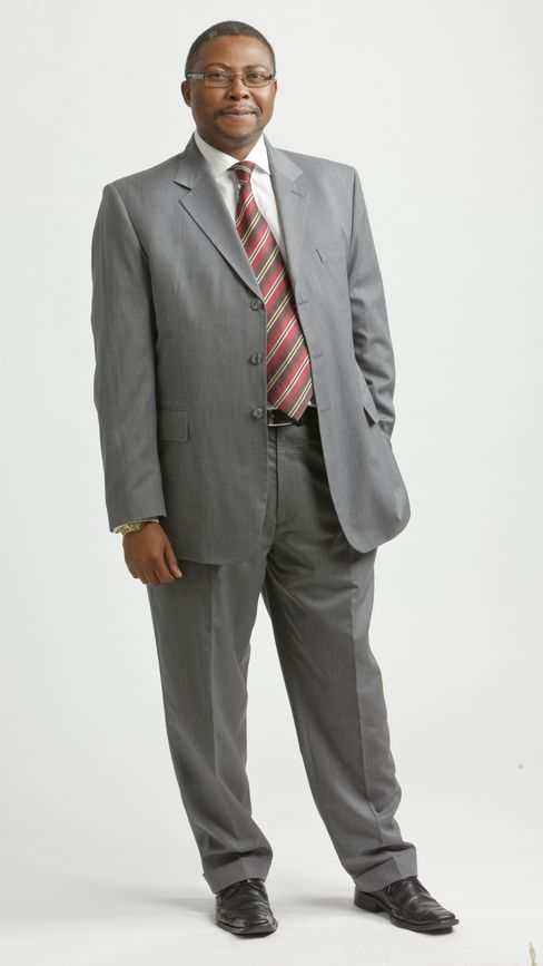 Acting chief executive officer Siyabonga Gama