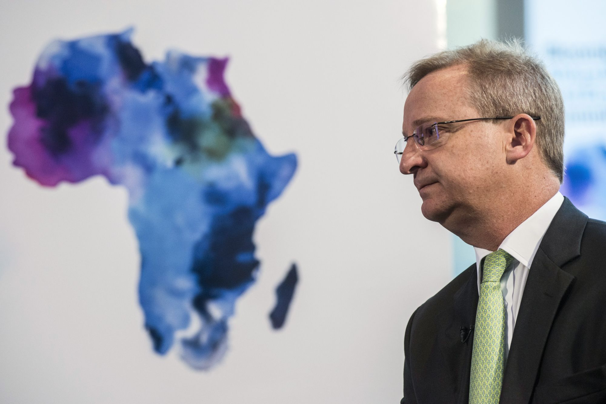 Nedbank CEO Sees State-Owned Firms as Biggest South African Risk