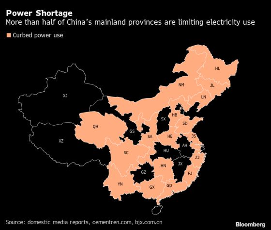 China's Growth Risks Multiply as Manufacturing Activity Shrinks