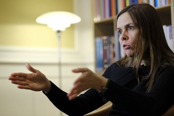 Unions Seek40% Pay Hikes for Iceland Workers
