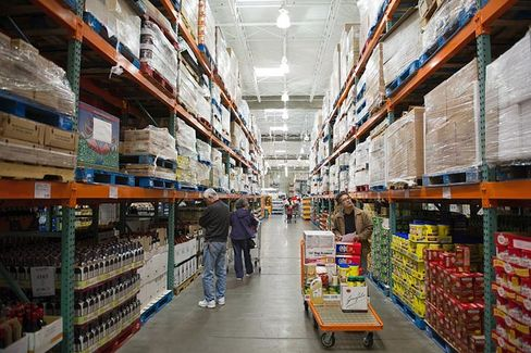 In a Grocery Face-off, Is Costco Amazon-Proof?