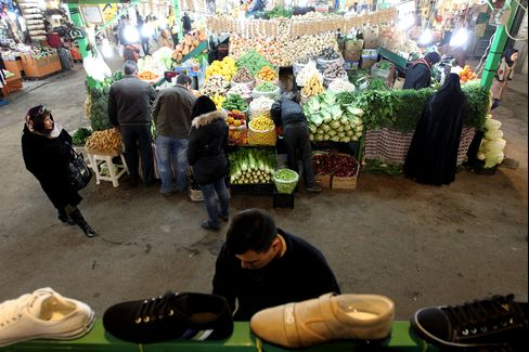 Iranians Blame New Year Austerity on Ahmadinejad and West