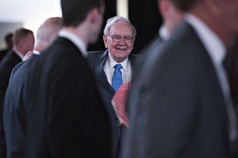Berkshire Hathaway Inc.'s Warren Buffett