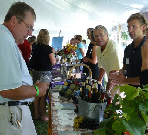 Traverse City Wine and Art Festival