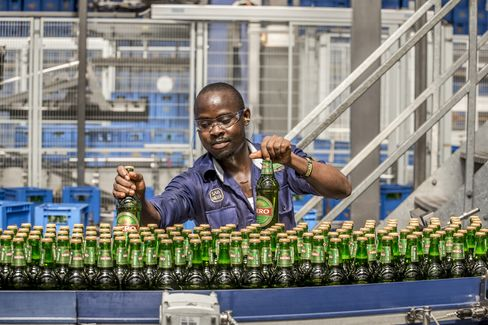 SABMiller Profit Rises, Boosted by Emerging Markets