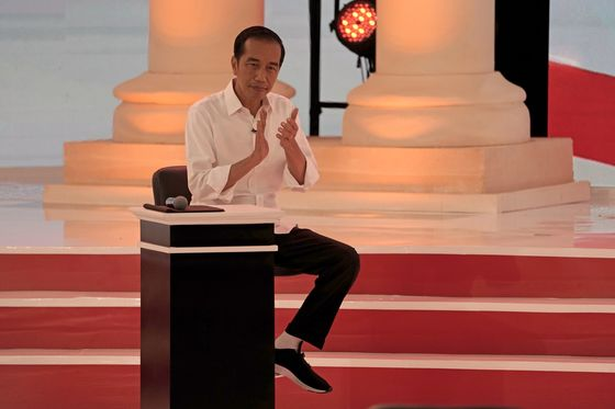 Jokowi on Course to Win Indonesia's April Election, Survey Shows