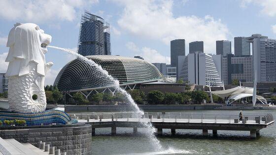 Singapore Sees Sharper Economic Slump on Global Virus Spread