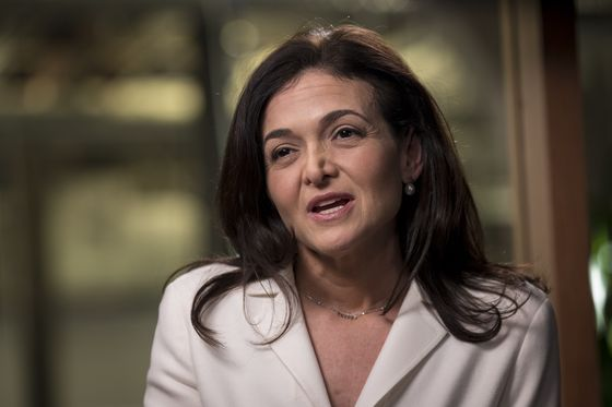 Sheryl Sandberg Says Small Businesses Online Revolution Will Continue