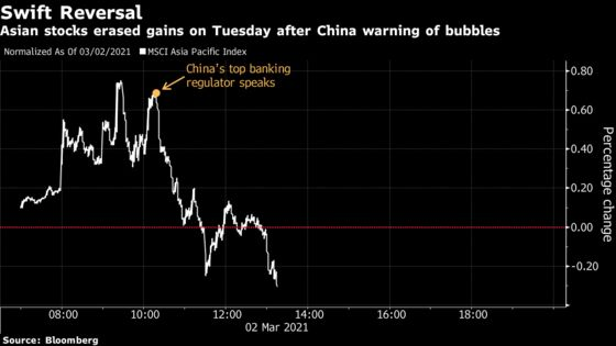 China 'Worried' About Bubbles in Property, Foreign Markets