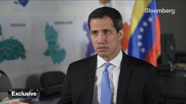 Venezuela Opposition Wants Agreement With Maduro, Guaido Says