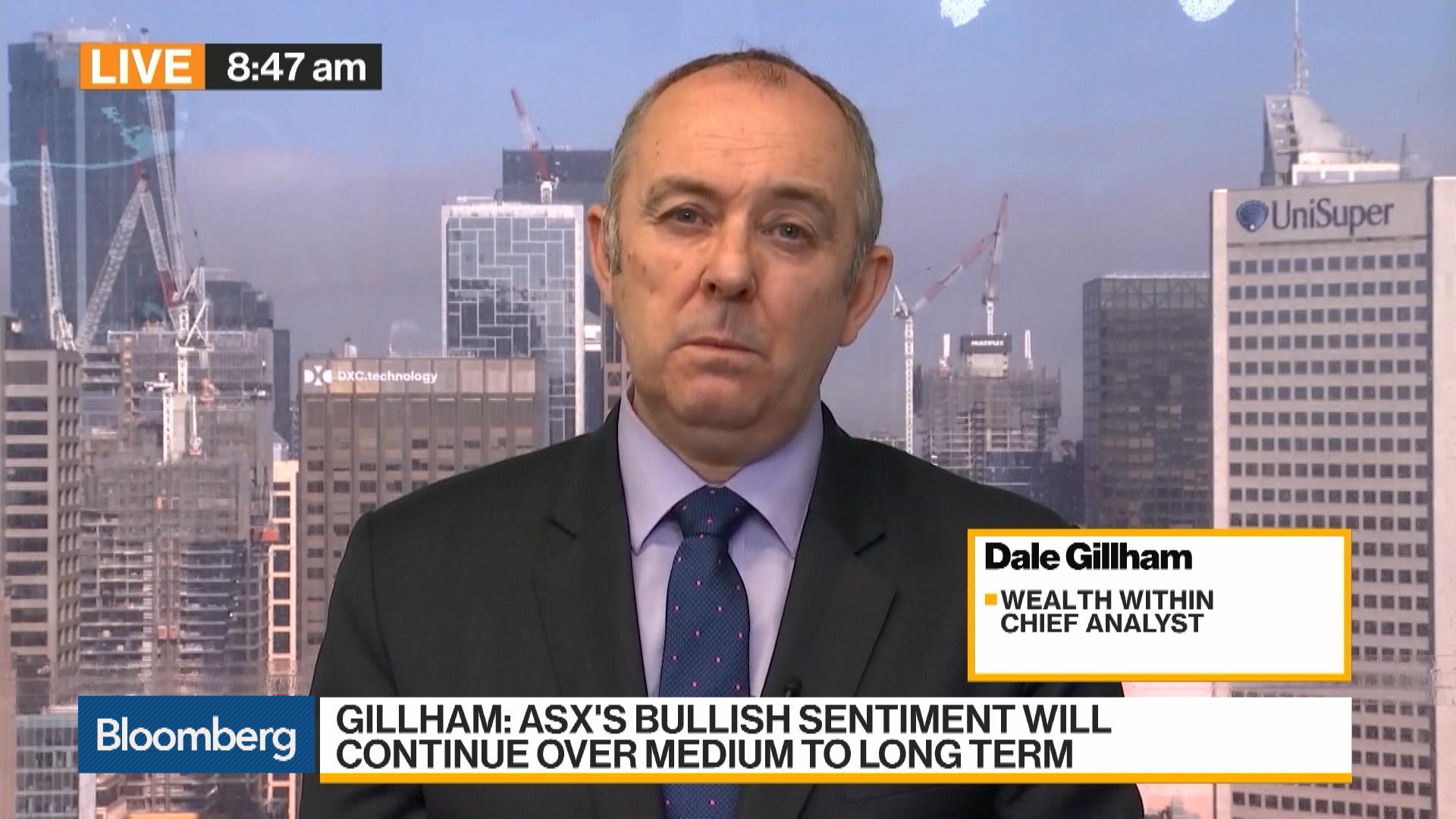 Dale Gillham, Chief Analyst at Wealth Within, on Australian Stocks