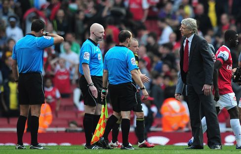 Arsenal Left Hard Done By as Liverpool Draws