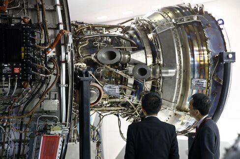 Rolls-Royce Trent 1000 Aircraft Engine
