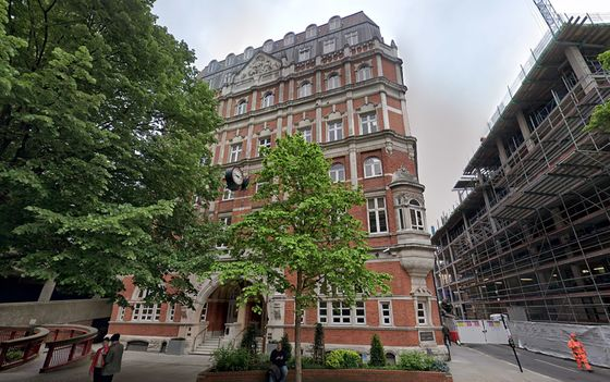 UBS to Leave Another City of London Office
