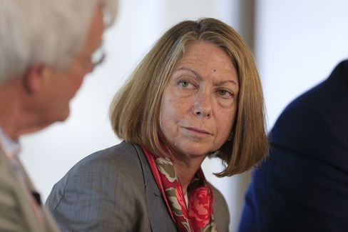 Ousted NYT Executive Editor Jill Abramson