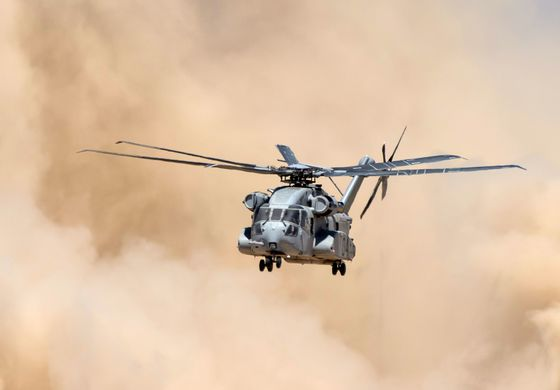 Pentagon Review Pits Boeing Vs. Lockheed for Marine Helicopters