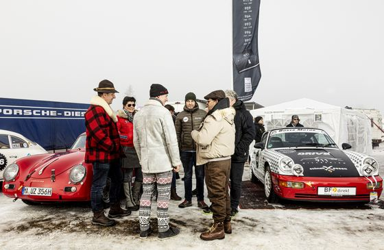 Porsche Heir Revives a Risky Auto Race on Ice—With a Green Twist