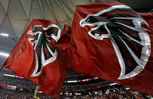 NFL Owners Approve $200 Million Financing for Falcons Stadium