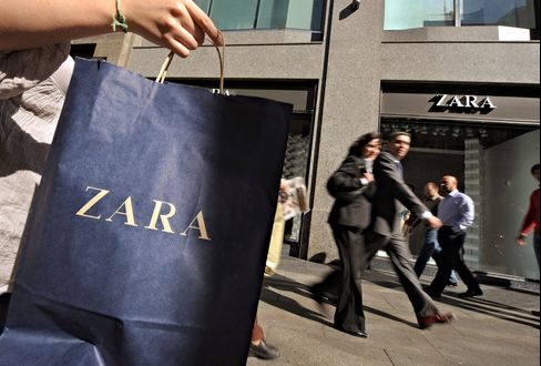 Inditex Profit Tops Estimates as Zara Owner Expands in Asia