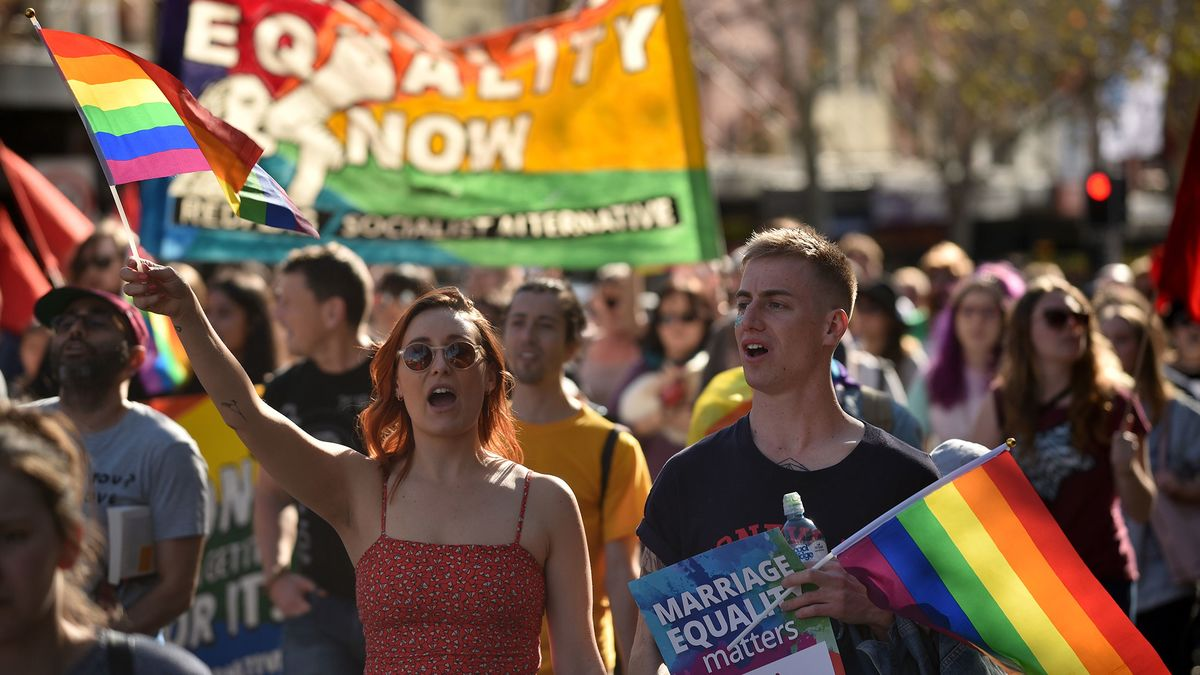 Australias Gay Marriage Debate Goes To The Vote