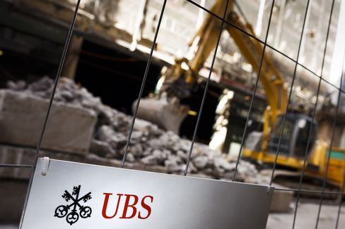 UBS Cuts Bonus Pool 7%, Includes Bonds That Can Be Wiped Out