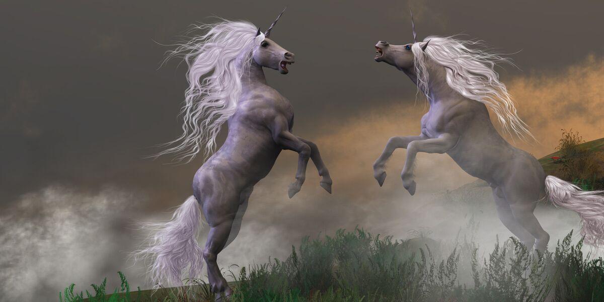 Crypto Unicorns Clash While Bitcoin Droops thumbnail
