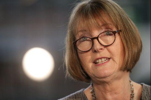 Interim Labour Party Leader Harriet Harman