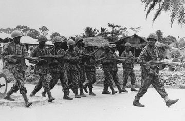 Nigeria Ordered to Pay $244 Million Damages for 1967 Civil War